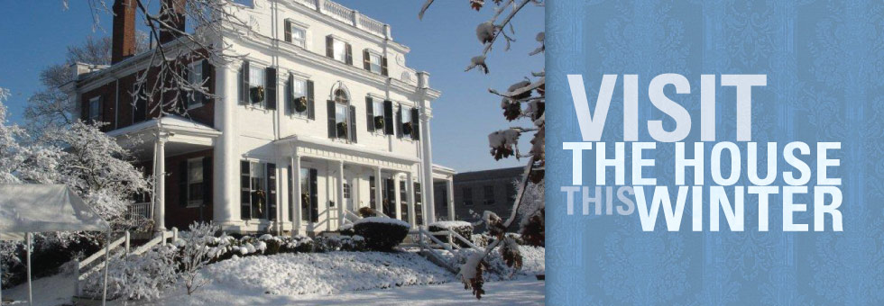 Visit The House - Winter